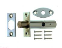 Era Door Security Bolt - Satin Effect Twin Pack